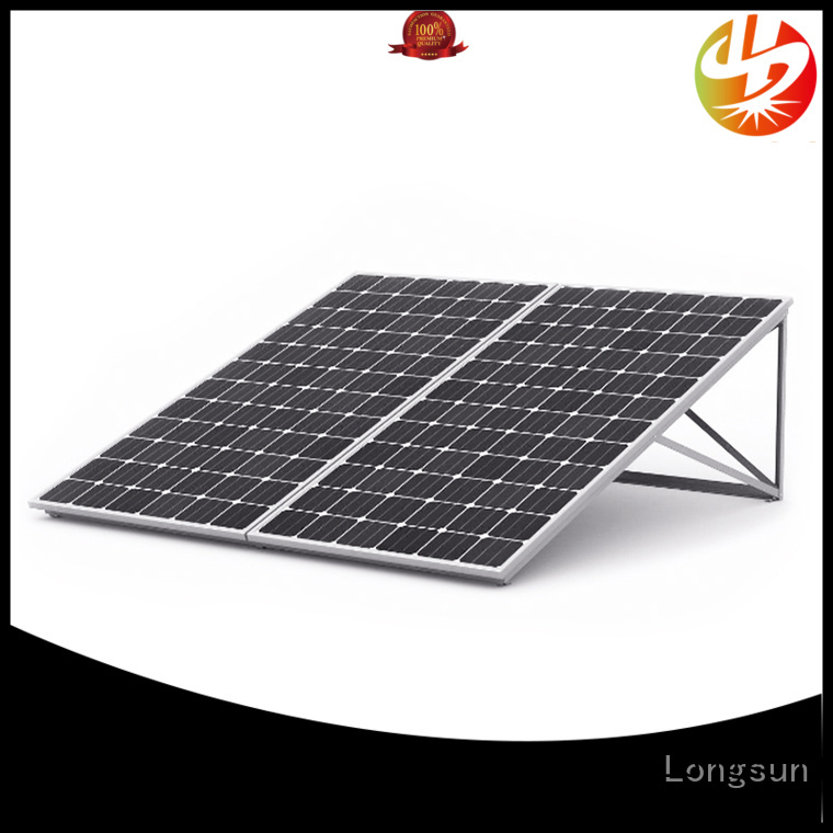 Longsun online high power solar panels manufacturer for petroleum