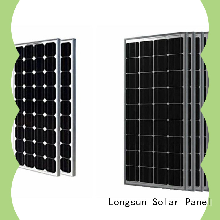 competitive price commercial solar panels supplier for powerless area