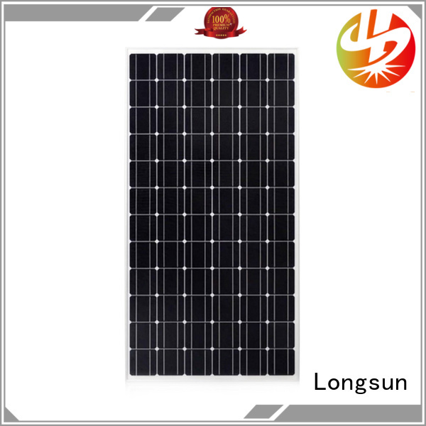 durable sunpower solar panels 250wp mono supplier for space