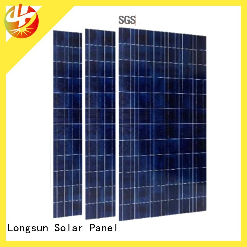 panel high watt solar panel solar for petroleum Longsun