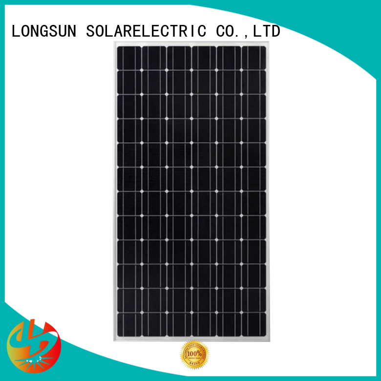 Longsun competitive price highest watt solar panel factory price for lamp power supply