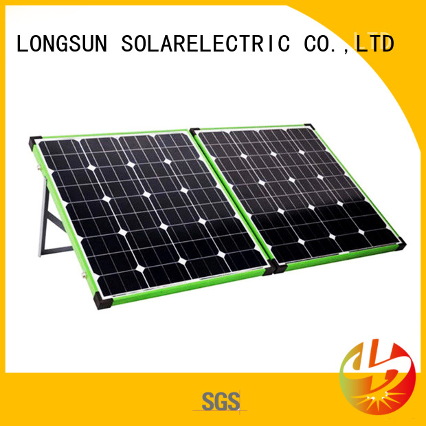 Longsun solar best foldable solar panel producer for 4WD