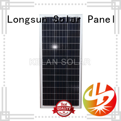high-end polycrystalline pv module longsun solar  directly sale for communications