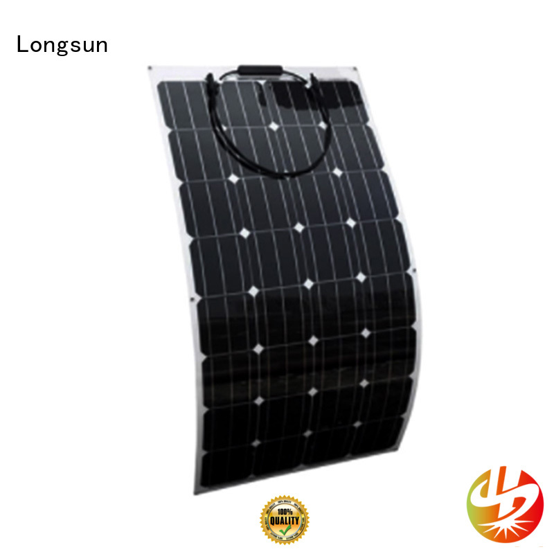 Longsun competitive price advanced solar panels dropshipping for yachts