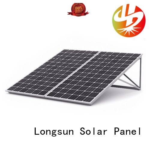 Longsun professional best solar panel company wholesale for lamp power supply