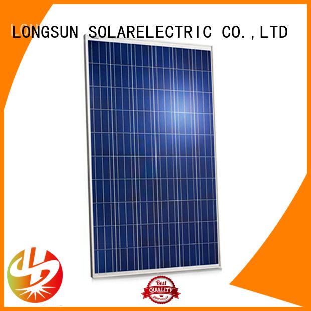 durable highest watt solar panel 280w wholesale for traffic field