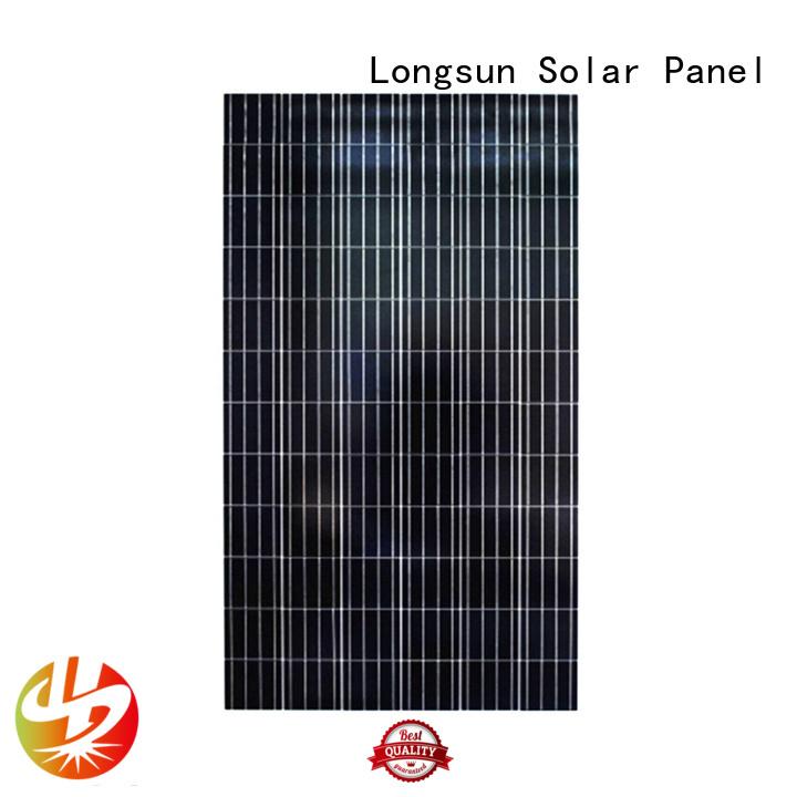Longsun natural polycrystalline solar cells wholesale for communications