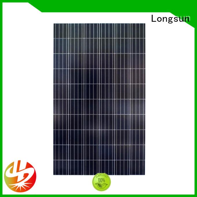 Longsun polycrystallinesolar polycrystalline solar module dropshipping for aerospace