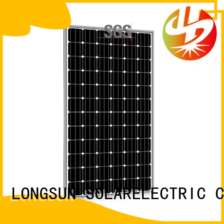 competitive price high quality solar panel 270w vendor for meteorological
