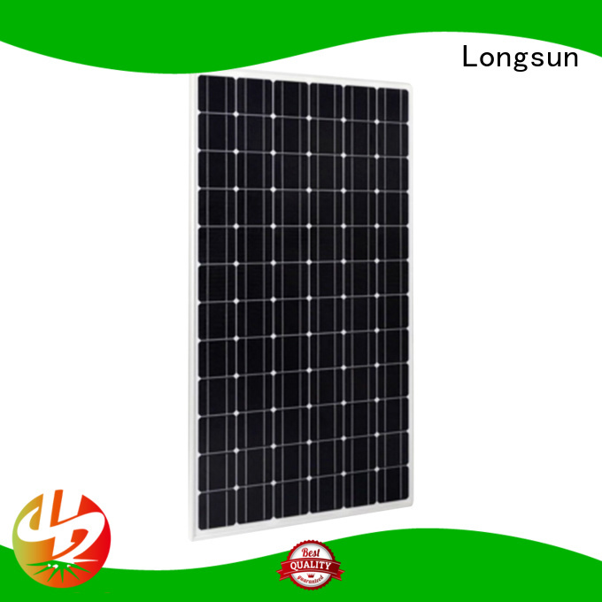 professional high watt solar panel 320w series for meteorological