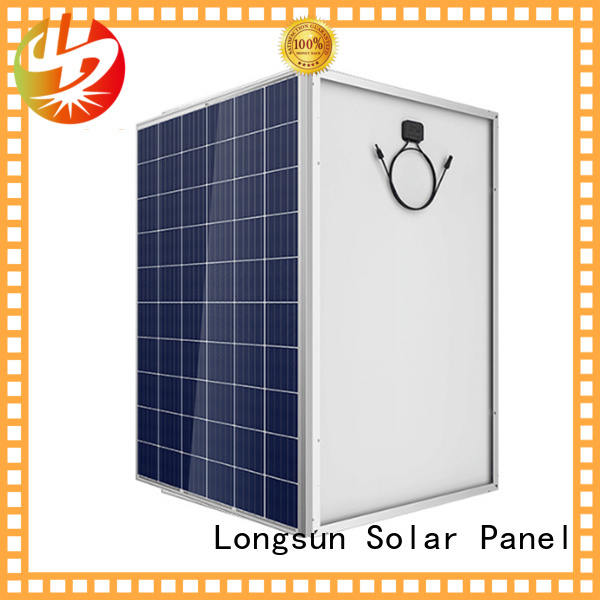 Longsun widely used high output solar panel for lamp power supply