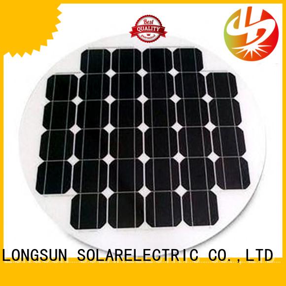 Longsun solid solar power panels producer for other Solar applications