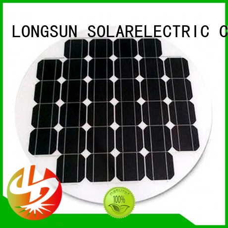 Longsun solar circle solar panel dropshipping for other Solar applications
