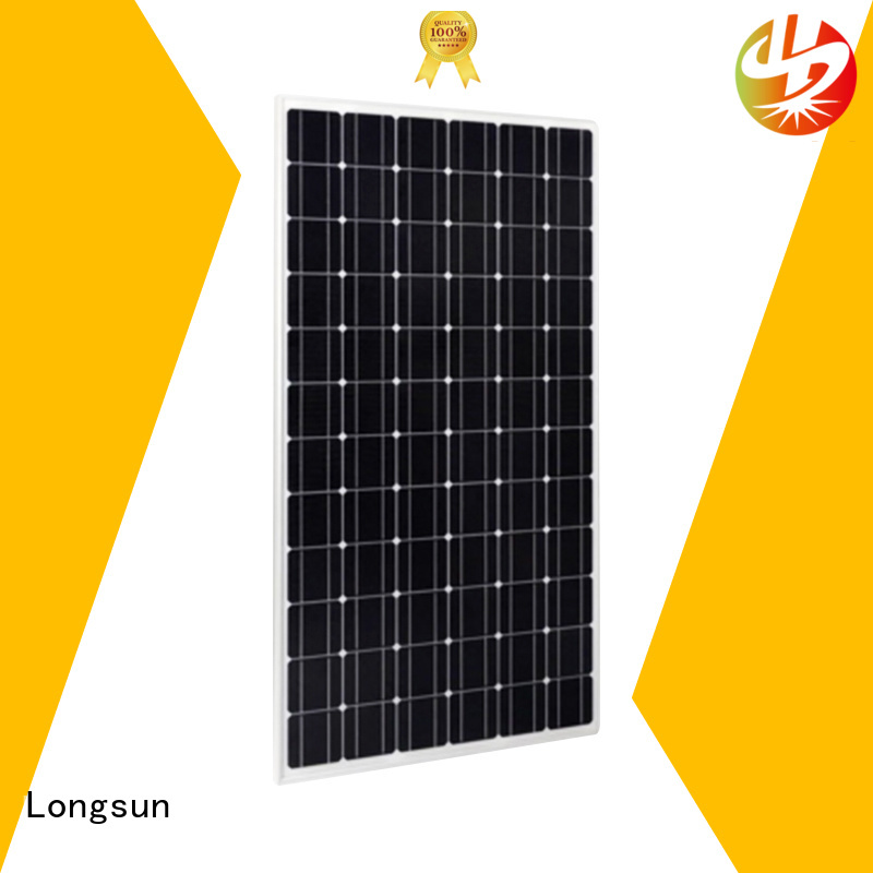 Longsun 285w high watt solar panel series for petroleum