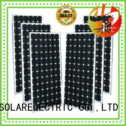 waterproof mono solar panel 300wp mono factory price for ground facilities