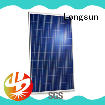 Longsun 350w high watt solar panel customized for photovoltaic power station