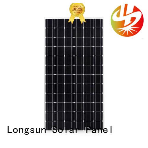 Longsun panel solar module dropshipping for space