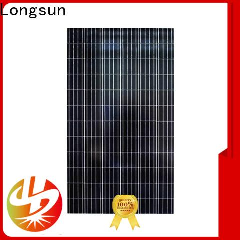 Longsun 30wpolycrystalline polycrystalline pv module directly sale for communications