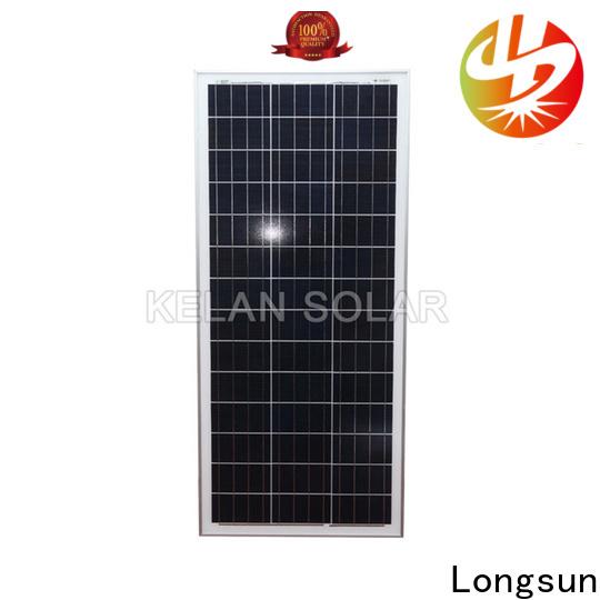 Longsun eco-friendly solar cell panel wholesale for aerospace