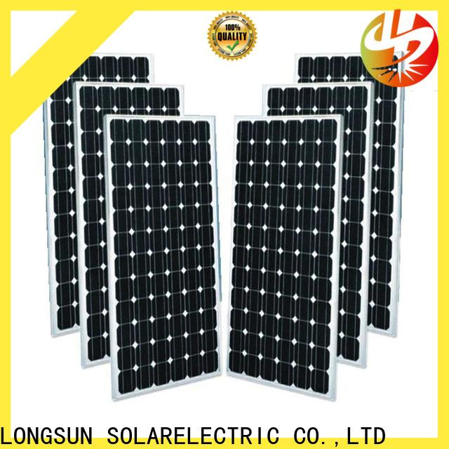 durable monocrystalline solar panel 300wpmono producer for space
