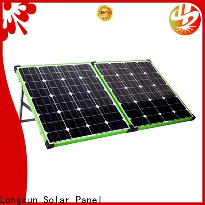 Longsun waterproof solar panels directly sale for 4WD