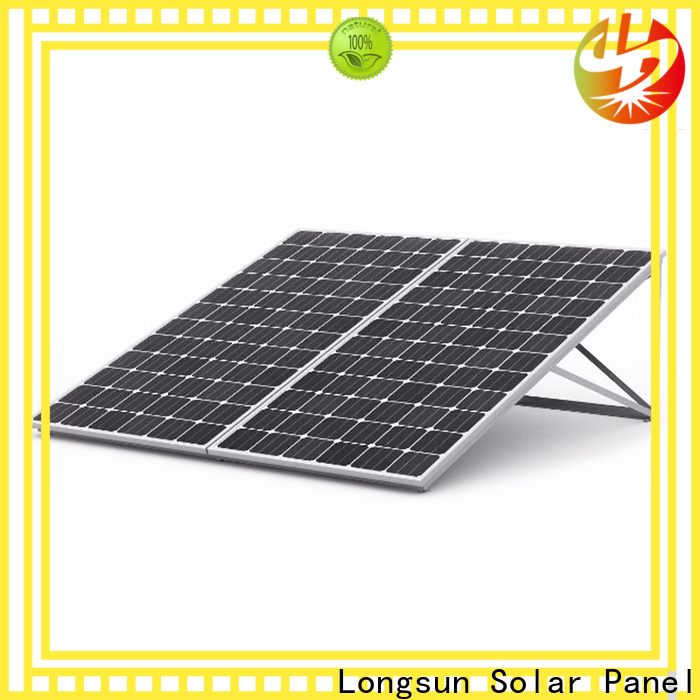 Longsun highout high quality solar panel supplier for lamp power supply