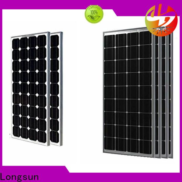 Longsun 280w high watt solar panel marketing for petroleum