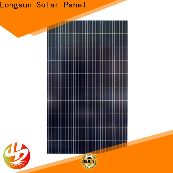 long-life sunpower module 100 watt dropshipping for communications