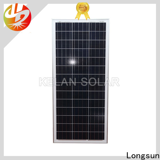 Longsun watt poly solar module series for solar lawn lights