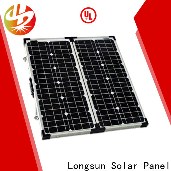 Longsun 80w100w120w180w solar panel manufacturers overseas market for 4WD