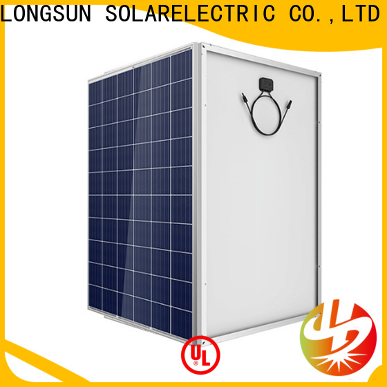 long-lasting high quality solar panel 270w for traffic field