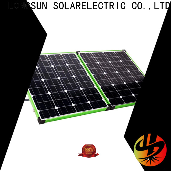 foldable best foldable solar panel effeciency supplier for boating