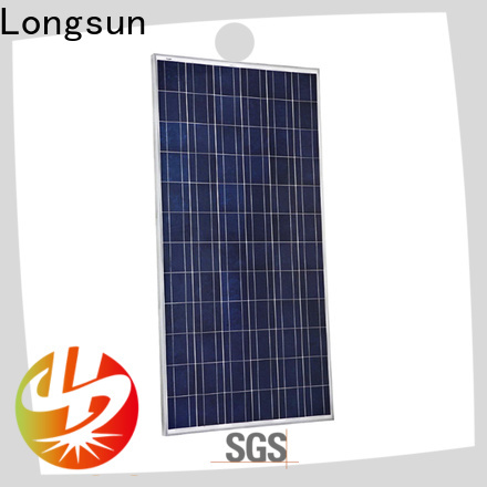 Longsun mono sunpower solar panels overseas market for petroleum
