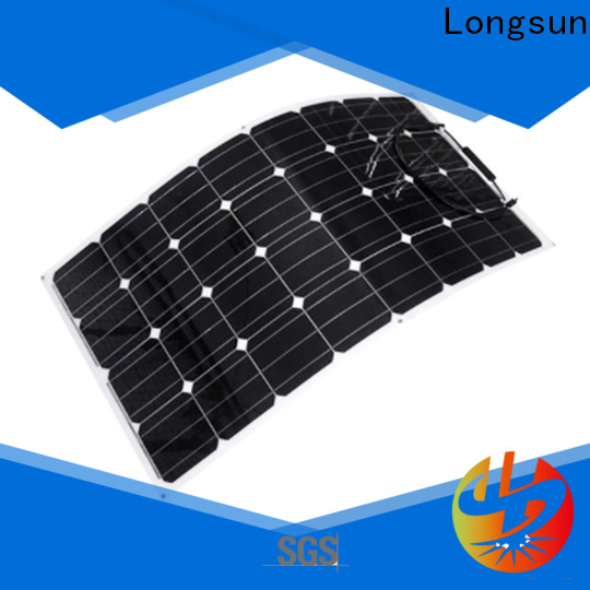 high-quality advanced solar panels 60w marketing for boats