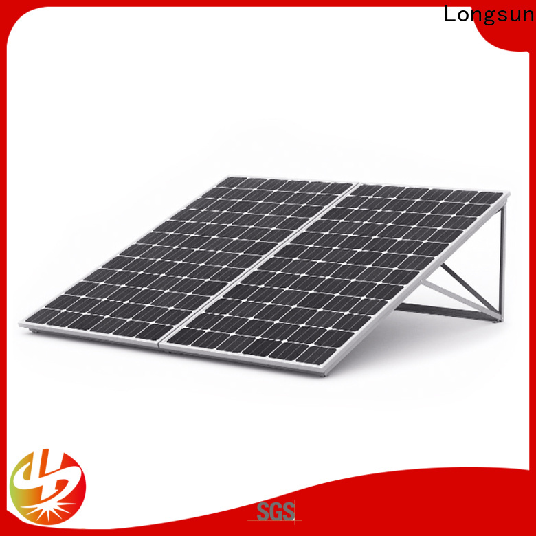 competitive price high quality solar panel 315w vendor for communication field