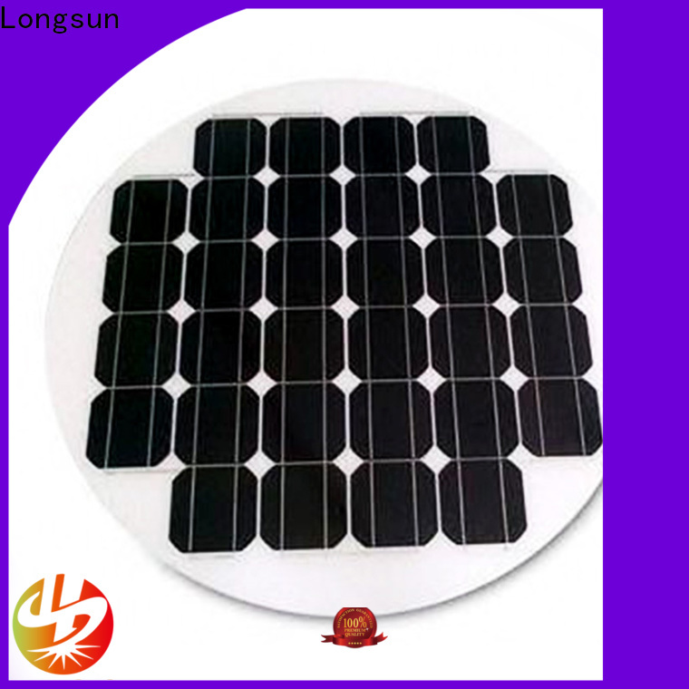 Longsun solar cell panel supplier for Solar lights