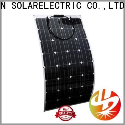 Longsun high-quality flexible solar panels overseas market for roof of rv