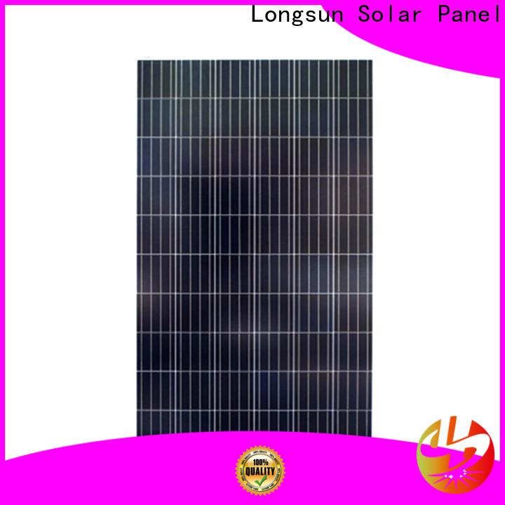 Longsun pv solar cell panel wholesale for solar lawn lights
