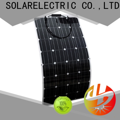 high-quality advanced solar panels panel dropshipping for roof of rv