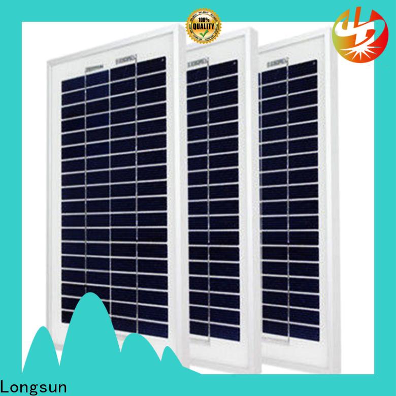 Longsun volt solar module suppliers supplier for communications