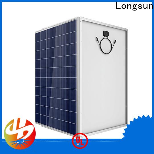 reliable high power solar panels monocrystalline supplier for marine