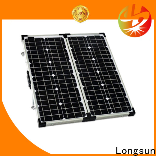 Longsun widely used solar panels wholesale for recreational activitie