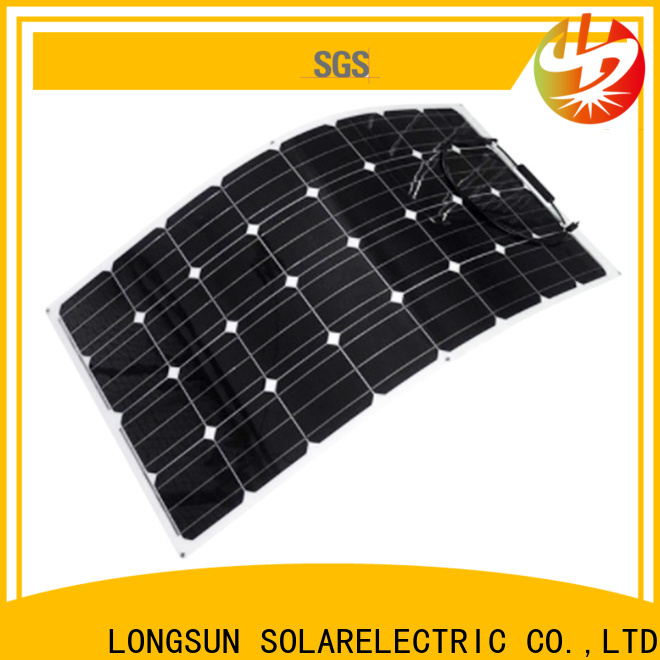 high-quality advanced solar panels solar marketing for roof of rv