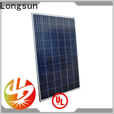 professional highest watt solar panel solar manufacturer for traffic field