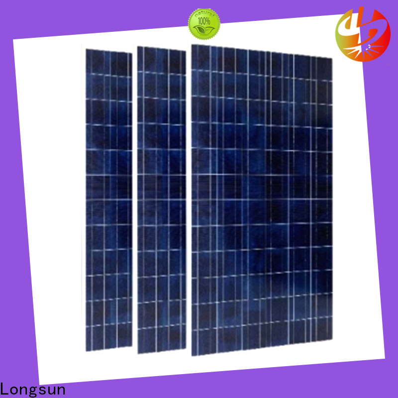 widely used high output solar panel 280w series for powerless area