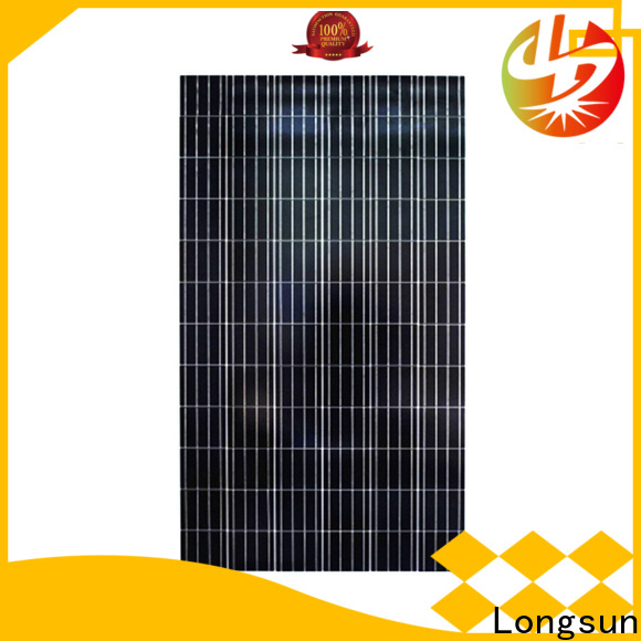 Longsun natural solar cell panel order now for aerospace