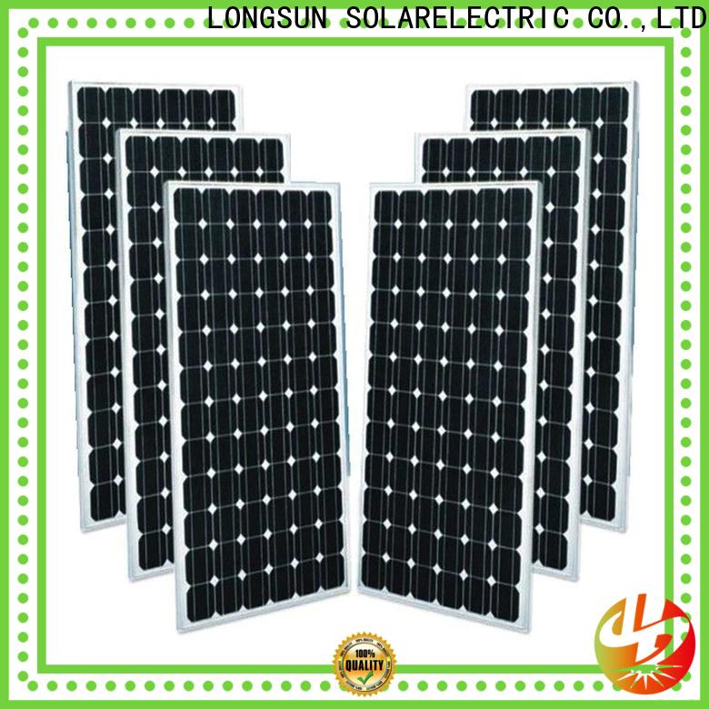 waterproof monocrystalline solar module 300wpmono factory price for space