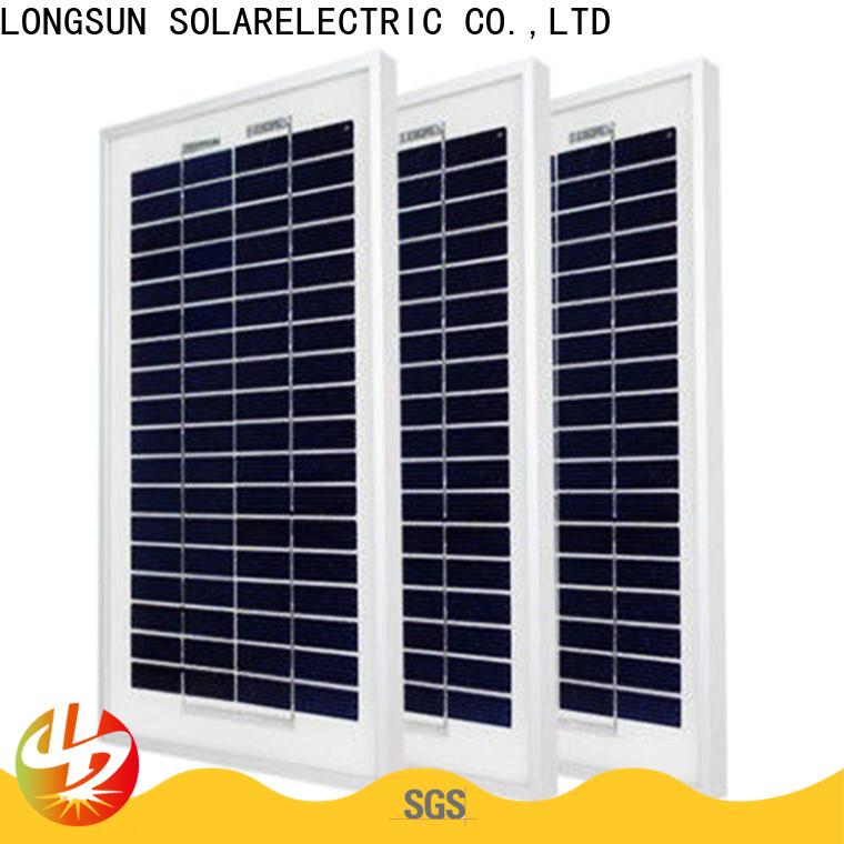 Longsun 15w solar module suppliers series for aerospace