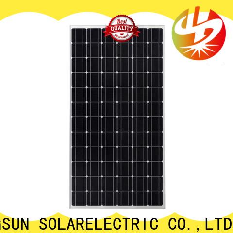 Longsun panels highest watt solar panel marketing for marine