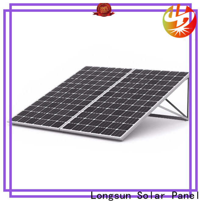 widely used high quality solar panel 270w manufacturer for powerless area